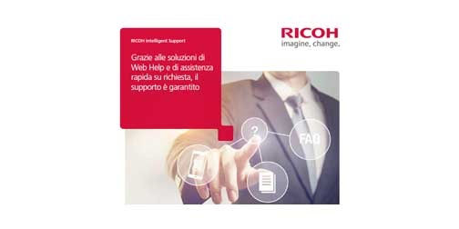 Brochure RICOH Intelligent Support Web Help